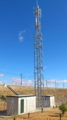 Estaciones GSM-R AVE