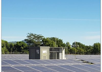 Planta Solar Saratoga