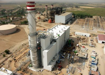 ACECA COMBINED CYCLE PLANT