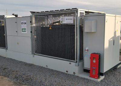 Planta Solar de 300MW – España