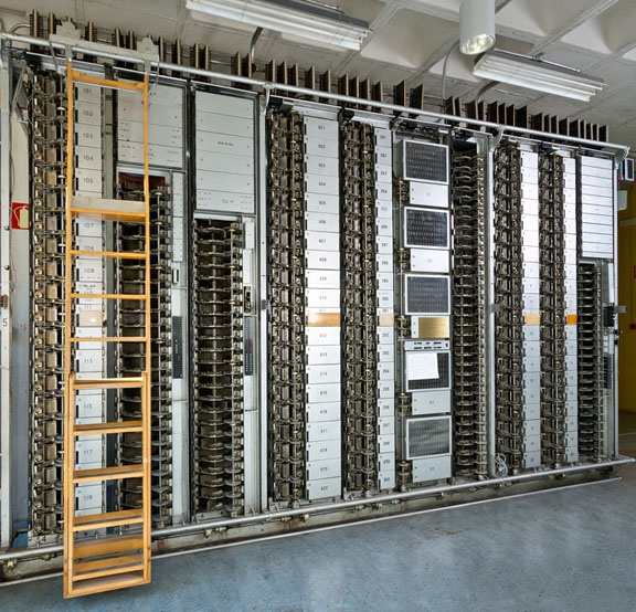 Reforma centrales Telefonica