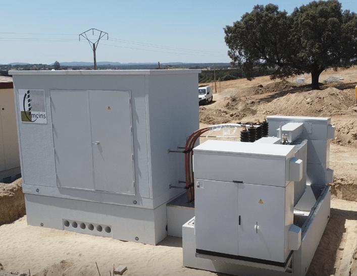 Compact Substation 0,8 / 45kv